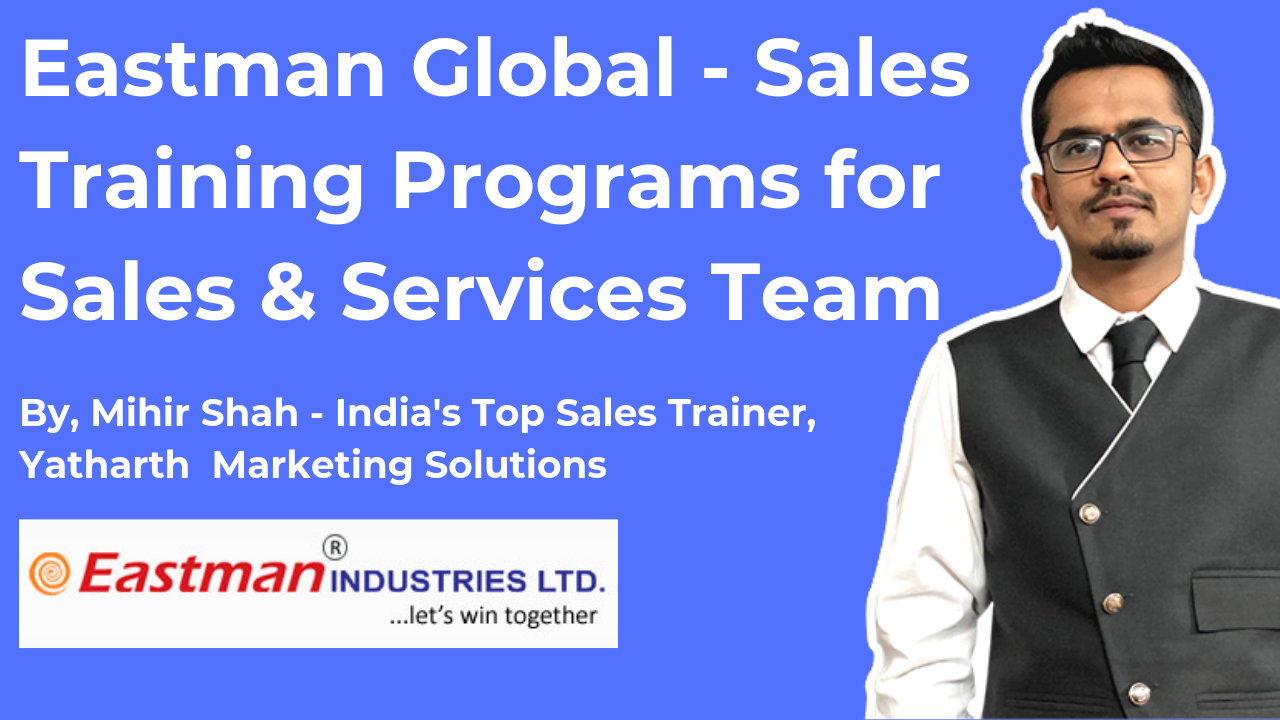 Eastman Global - Sales Training Programs for Sales & Services Team
