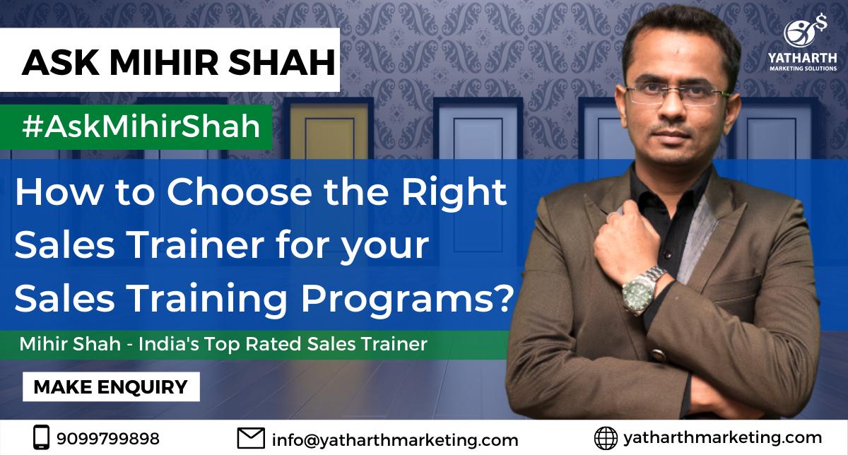 Sales Trainer | Best Sales Trainer | Best Sales Trainer in India | Sales Trainer in India | Sales Training in India