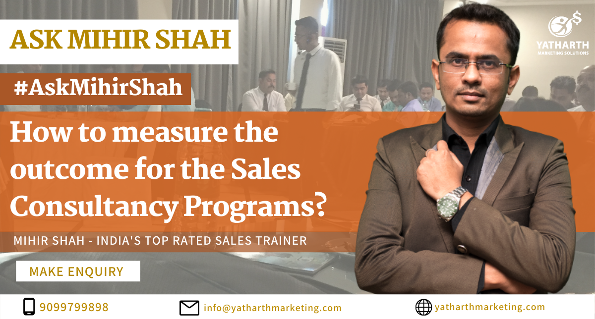 Benefits of Sales Consulting Programs | Sales Consulting programs | Sales Consulting Programs for Companies | Sales Consulting Measures | Measures Benefits of Sales Consulting