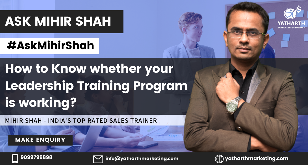 Measure Leadership Training Program | How to Measure Leadership Training Program | Leadership Training Program | Leadership Training Programs | Leadership Training Programs in India | Leadership Training